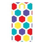 Hexagon Pattern  Samsung Galaxy Note 3 N9005 Hardshell Back Case Front