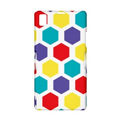 Hexagon Pattern  Sony Xperia Z1