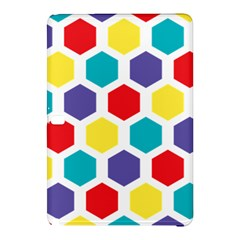 Hexagon Pattern  Samsung Galaxy Tab Pro 12.2 Hardshell Case