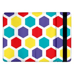 Hexagon Pattern  Samsung Galaxy Tab Pro 12.2  Flip Case