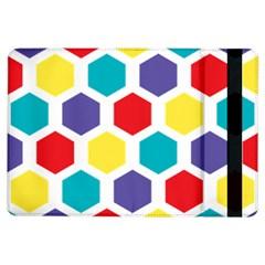 Hexagon Pattern  iPad Air Flip