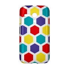 Hexagon Pattern  Motorola Moto G