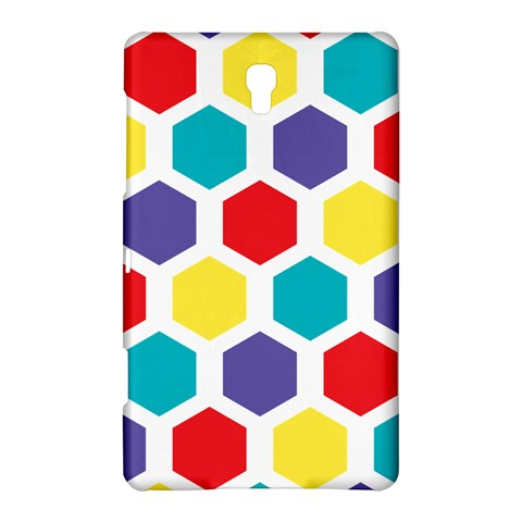 Hexagon Pattern  Samsung Galaxy Tab S (8.4 ) Hardshell Case