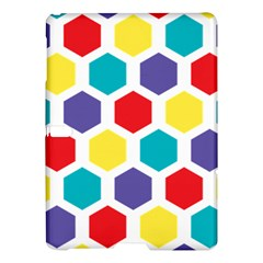 Hexagon Pattern  Samsung Galaxy Tab S (10.5 ) Hardshell Case