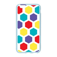 Hexagon Pattern  Apple Seamless iPhone 6/6S Case (Color)