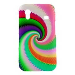 Colorful Spiral Dragon Scales   Samsung Galaxy Ace S5830 Hardshell Case