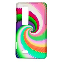 Colorful Spiral Dragon Scales   LG Optimus Thrill 4G P925