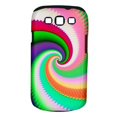 Colorful Spiral Dragon Scales   Samsung Galaxy S III Classic Hardshell Case (PC+Silicone)