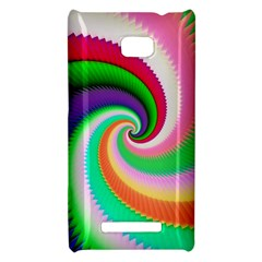 Colorful Spiral Dragon Scales   HTC 8X
