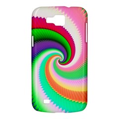 Colorful Spiral Dragon Scales   Samsung Galaxy Premier I9260 Hardshell Case