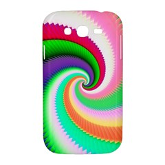 Colorful Spiral Dragon Scales   Samsung Galaxy Grand DUOS I9082 Hardshell Case