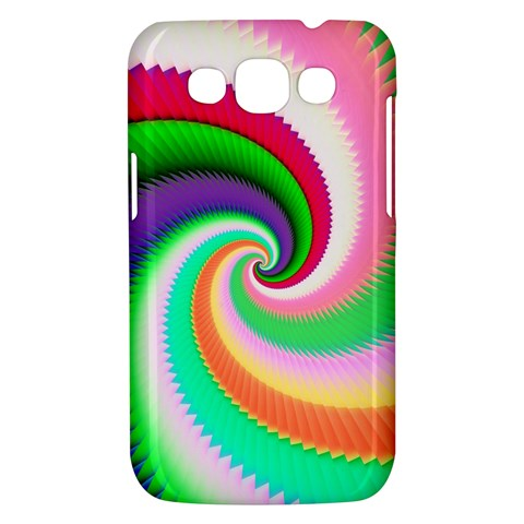 Colorful Spiral Dragon Scales   Samsung Galaxy Win I8550 Hardshell Case