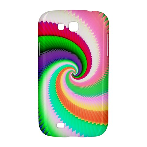 Colorful Spiral Dragon Scales   Samsung Galaxy Grand GT-I9128 Hardshell Case