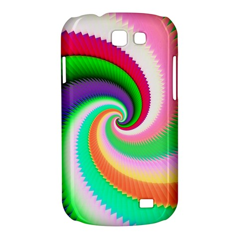 Colorful Spiral Dragon Scales   Samsung Galaxy Express I8730 Hardshell Case