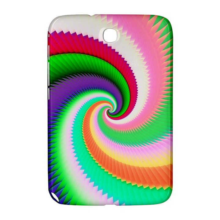 Colorful Spiral Dragon Scales   Samsung Galaxy Note 8.0 N5100 Hardshell Case