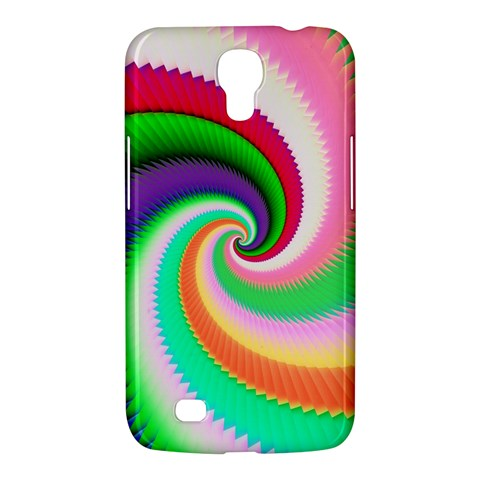 Colorful Spiral Dragon Scales   Samsung Galaxy Mega 6.3  I9200 Hardshell Case