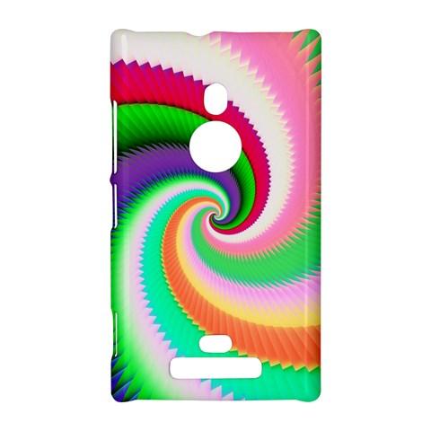 Colorful Spiral Dragon Scales   Nokia Lumia 925