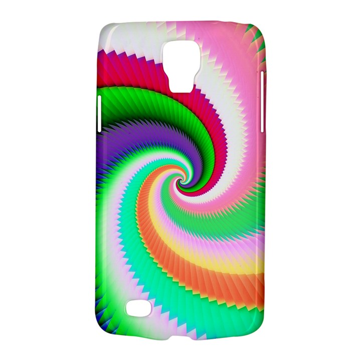 Colorful Spiral Dragon Scales   Galaxy S4 Active