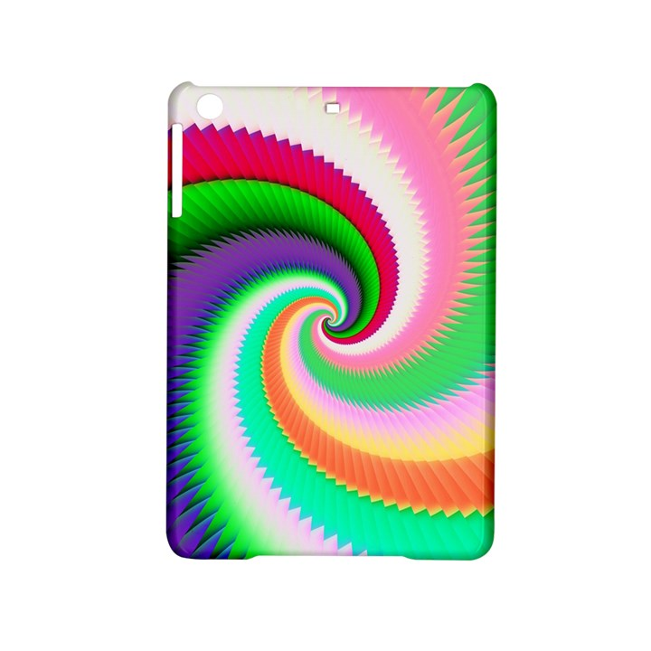 Colorful Spiral Dragon Scales   iPad Mini 2 Hardshell Cases
