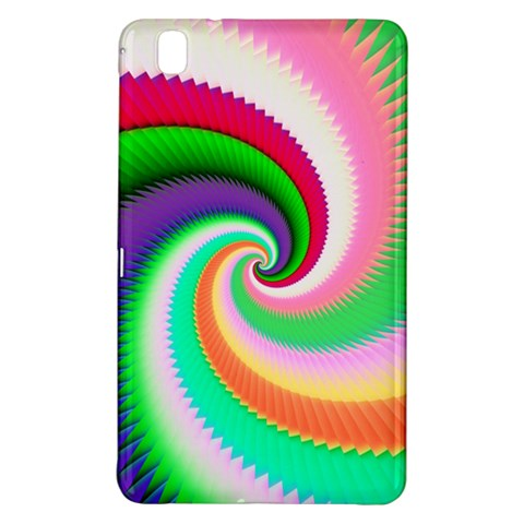 Colorful Spiral Dragon Scales   Samsung Galaxy Tab Pro 8.4 Hardshell Case