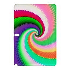 Colorful Spiral Dragon Scales   Samsung Galaxy Tab Pro 12 2 Hardshell Case