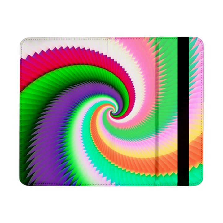 Colorful Spiral Dragon Scales   Samsung Galaxy Tab Pro 8.4  Flip Case