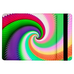 Colorful Spiral Dragon Scales   Ipad Air Flip