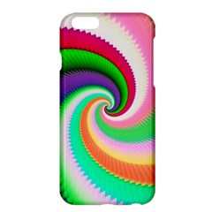 Colorful Spiral Dragon Scales   Apple iPhone 6 Plus/6S Plus Hardshell Case