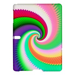 Colorful Spiral Dragon Scales   Samsung Galaxy Tab S (10.5 ) Hardshell Case