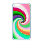Colorful Spiral Dragon Scales   Apple Seamless iPhone 6/6S Case (Color) Front