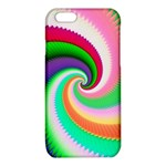 Colorful Spiral Dragon Scales   iPhone 6/6S TPU Case Front