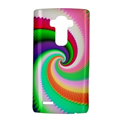 Colorful Spiral Dragon Scales   LG G4 Hardshell Case