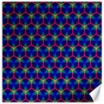 Honeycomb Fractal Art Canvas 20  x 20   20 x20 Canvas - 1