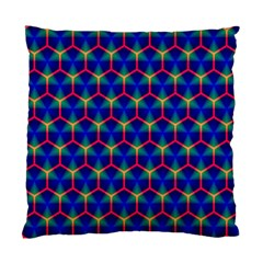 Honeycomb Fractal Art Standard Cushion Case (Two Sides)