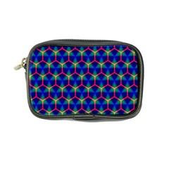 Honeycomb Fractal Art Coin Purse