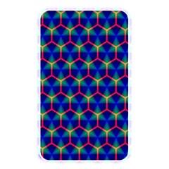 Honeycomb Fractal Art Memory Card Reader