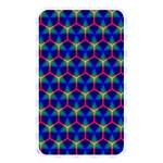 Honeycomb Fractal Art Memory Card Reader Front