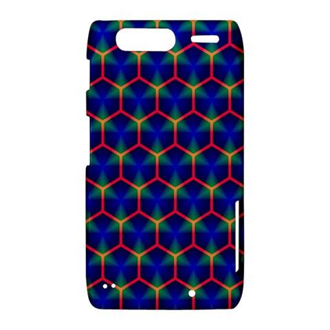 Honeycomb Fractal Art Motorola Droid Razr XT912