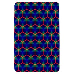 Honeycomb Fractal Art Kindle Fire (1st Gen) Hardshell Case