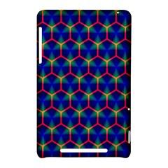 Honeycomb Fractal Art Nexus 7 (2012)