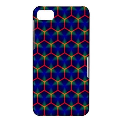 Honeycomb Fractal Art BlackBerry Z10