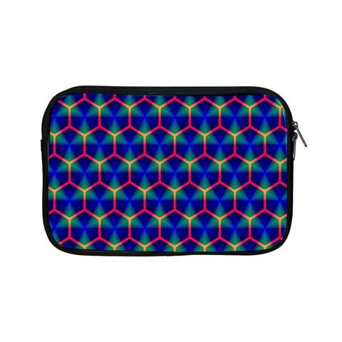 Honeycomb Fractal Art Apple iPad Mini Zipper Cases