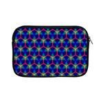 Honeycomb Fractal Art Apple iPad Mini Zipper Cases Front