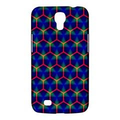 Honeycomb Fractal Art Samsung Galaxy Mega 6.3  I9200 Hardshell Case