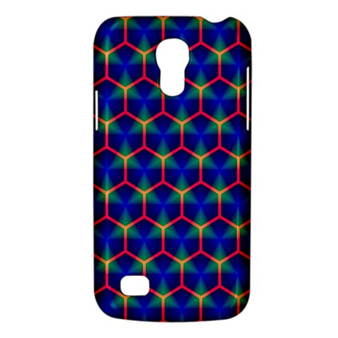 Honeycomb Fractal Art Galaxy S4 Mini