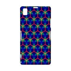 Honeycomb Fractal Art Sony Xperia Z1