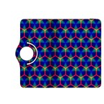 Honeycomb Fractal Art Kindle Fire HDX 8.9  Flip 360 Case Front