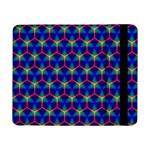Honeycomb Fractal Art Samsung Galaxy Tab Pro 8.4  Flip Case Front