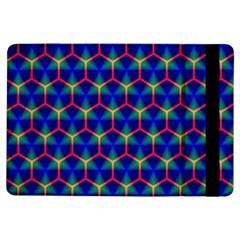 Honeycomb Fractal Art iPad Air Flip