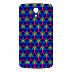 Honeycomb Fractal Art Samsung Galaxy Mega I9200 Hardshell Back Case